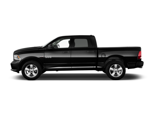 Slide 1 of 27: 2014 Ram Ram 1500 Pickup