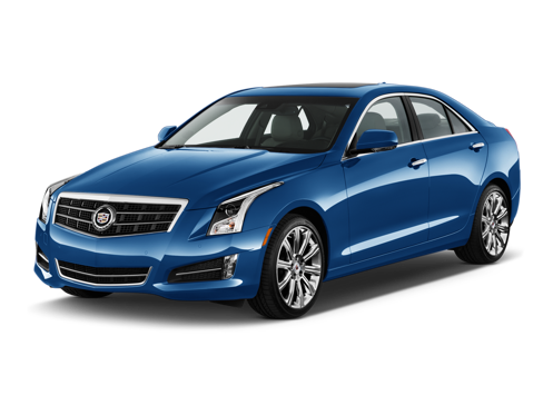 Slide 2 of 31: 2014 Cadillac ATS