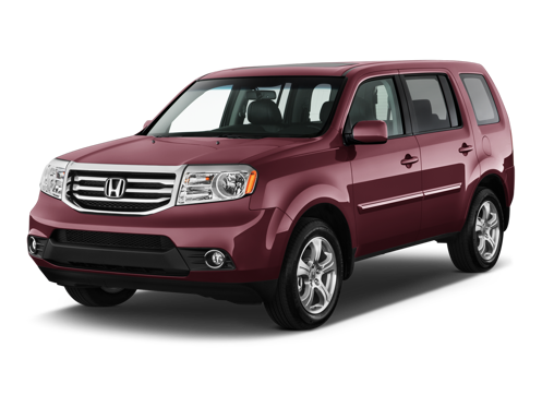 Slide 1 of 13: 2012 Honda Pilot