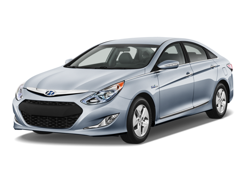 Slide 1 of 12: 2012 Hyundai Sonata Hybrid