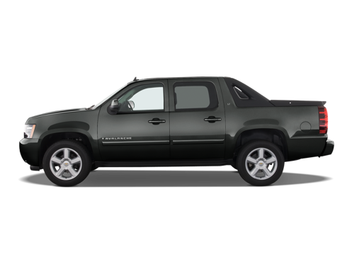 Slide 1 of 6: 2013 Chevrolet Avalanche