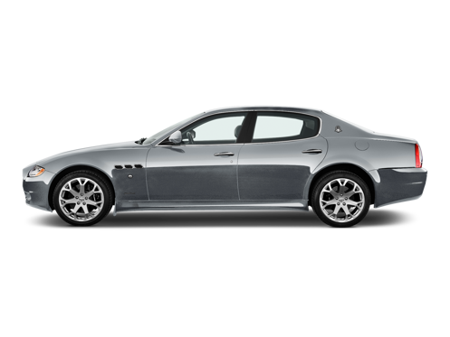 Slide 1 of 40: 2013 Maserati Quattroporte