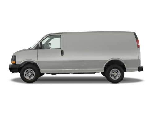 Slide 1 of 17: 2013 Chevrolet Express Cargo