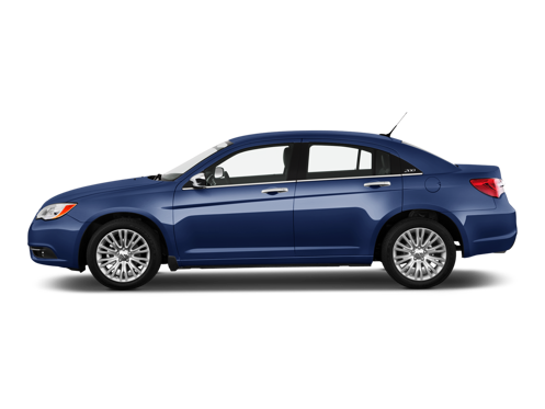 Slide 1 of 17: 2013 Chrysler 200