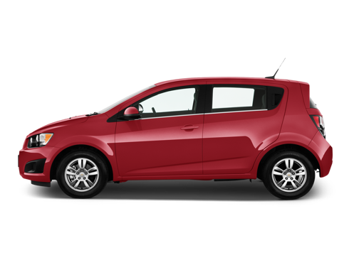Slide 1 of 15: 2013 Chevrolet Sonic