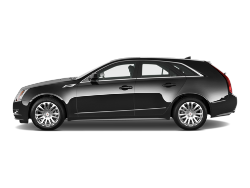 Slide 1 of 13: 2011 Cadillac CTS