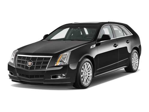 Slide 2 of 13: 2011 Cadillac CTS