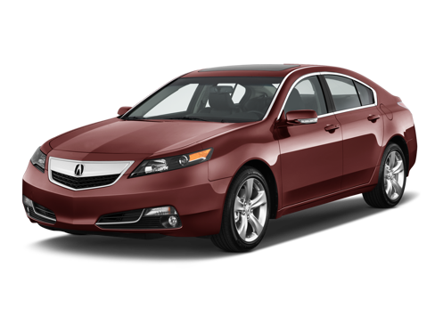 Slide 1 of 12: 2012 Acura TL