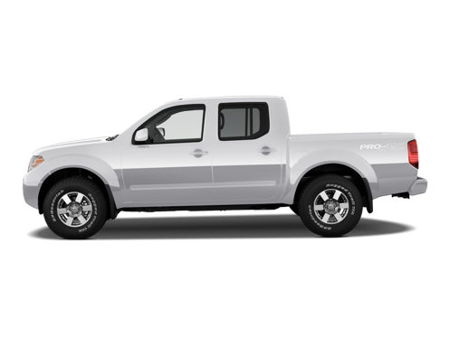 Slide 1 of 11: 2010 Nissan Frontier