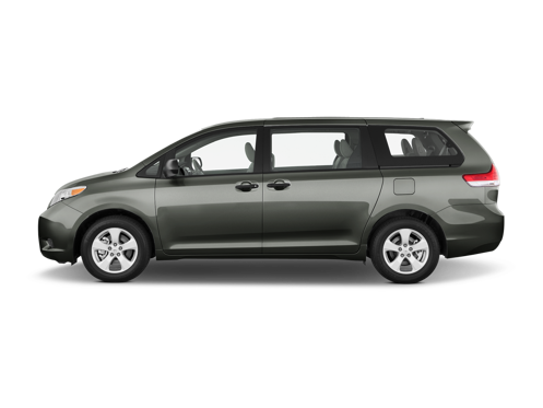 Slide 1 of 14: 2011 Toyota Sienna