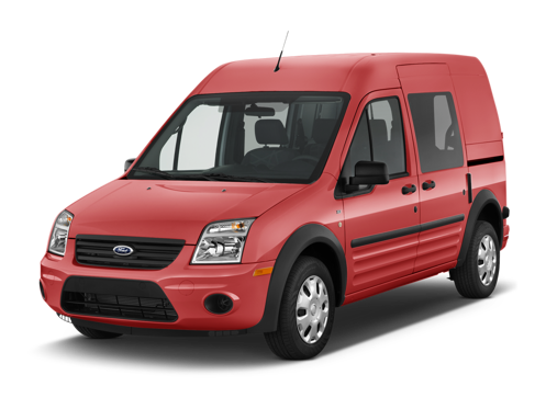 Slide 1 of 10: 2014 Ford Transit Connect