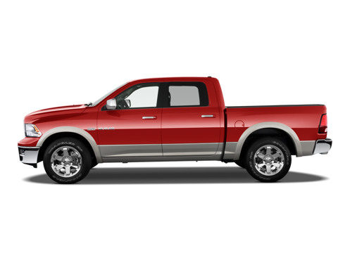 Slide 2 of 13: 2010 Ram 1500 Pickup