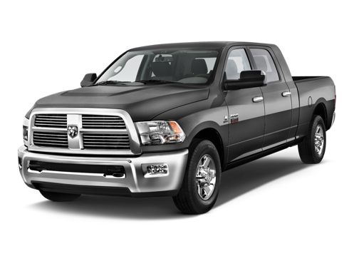 Slide 1 of 20: 2010 Ram 2500 Pickup