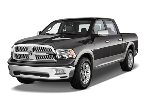 Slide 1 of 13: 2010 Ram 1500 Pickup