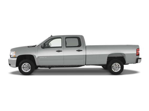 Slide 1 of 23: 2010 Chevrolet Silverado 2500HD