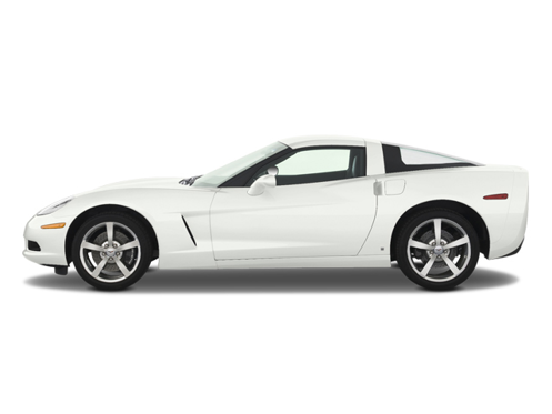 Slide 1 of 8: 2009 Chevrolet Corvette