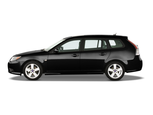 Slide 1 of 20: 2010 Saab 9-3