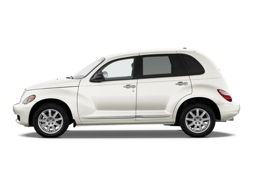 Slide 1 of 11: 2010 Chrysler PT Cruiser
