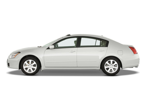 Slide 1 of 7: 2008 Nissan Maxima