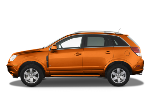 Slide 1 of 9: 2008 Saturn VUE