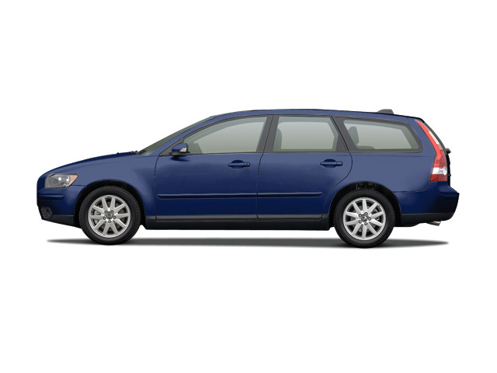 Slide 1 of 7: 2007 Volvo V50