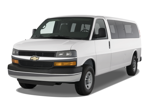 Slide 1 of 23: 2010 Chevrolet Express