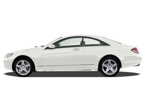 Slide 1 of 10: 2008 Mercedes-Benz CL-Class