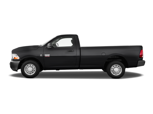 Slide 1 of 19: 2010 Ram 2500 Pickup
