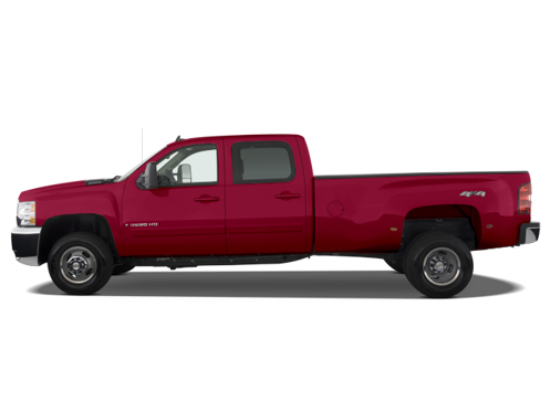 Slide 1 of 8: 2007 Chevrolet Silverado 3500