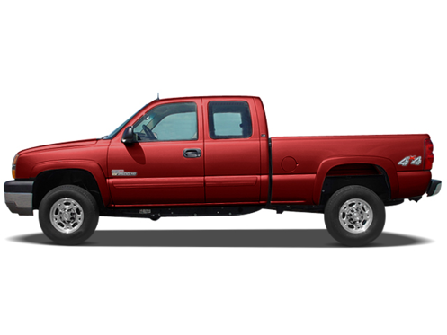 Slide 1 of 8: 2006 Chevrolet Silverado 2500HD