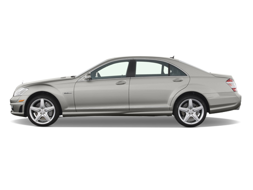 Slide 1 of 10: 2008 Mercedes-Benz S-Class