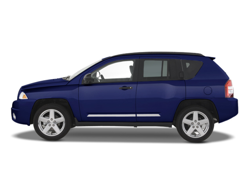 Slide 1 of 7: 2007 Jeep Compass