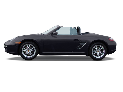 Slide 1 of 11: 2006 Porsche Boxster