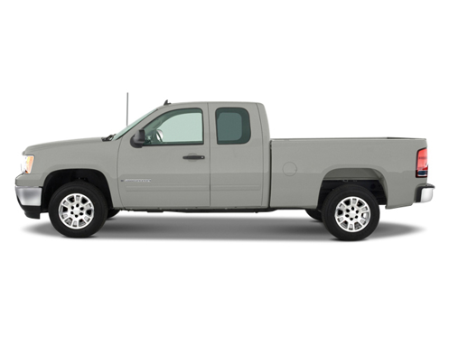 Slide 1 of 13: 2009 GMC Sierra 1500