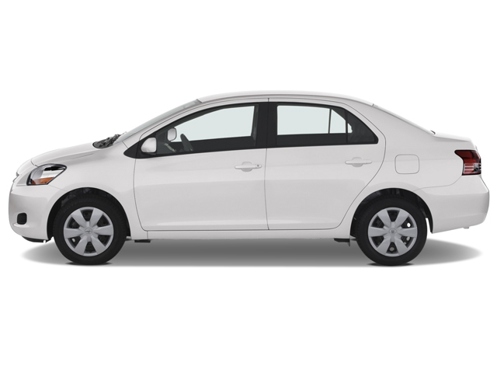 Slide 1 of 8: 2008 Toyota Yaris