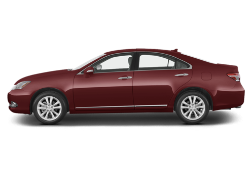 Slide 1 of 10: 2009 Lexus ES