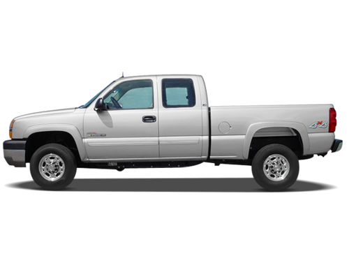 Slide 2 of 8: 2006 Chevrolet Silverado 2500HD