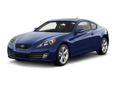 Slide 1 of 13: 2010 Hyundai Genesis Coupe