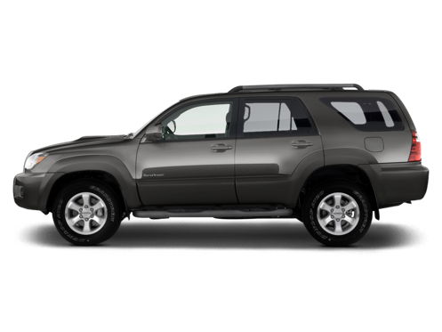 Slide 1 of 7: 2007 Toyota 4Runner
