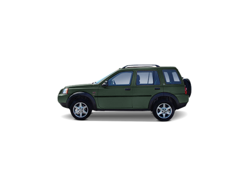 Slide 1 of 9: 2004 Land Rover Freelander