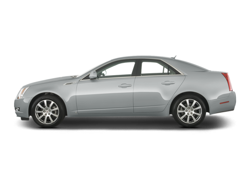 Slide 1 of 6: 2003 Cadillac CTS