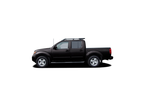 Slide 1 of 7: 2005 Nissan Frontier