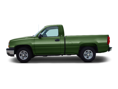 Slide 1 of 8: 2003 Chevrolet Silverado 2500