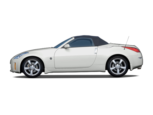 Slide 1 of 8: 2006 Nissan 350Z Roadster