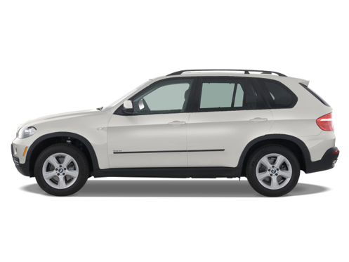 Slide 1 of 7: 2007 BMW X5