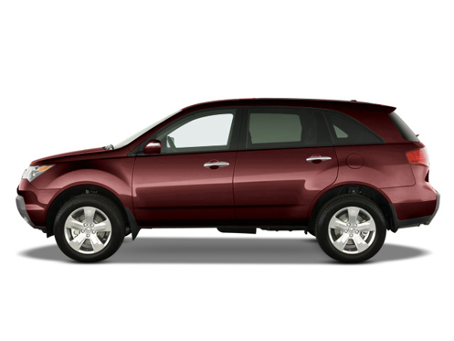 Slide 1 of 7: 2008 Acura MDX