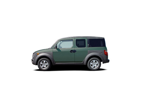 Slide 1 of 5: 2004 Honda Element
