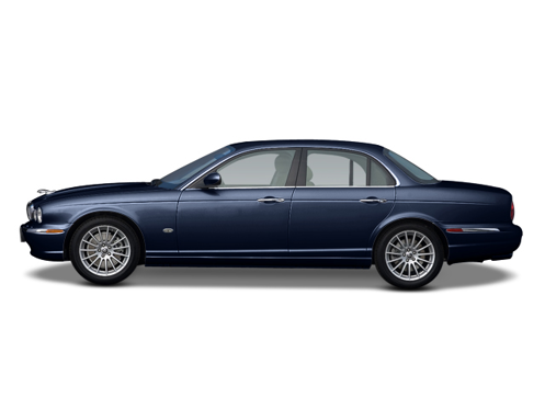 Slide 1 of 10: 2006 Jaguar XJ Series