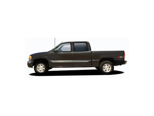 Slide 1 of 9: 2004 GMC Sierra 2500