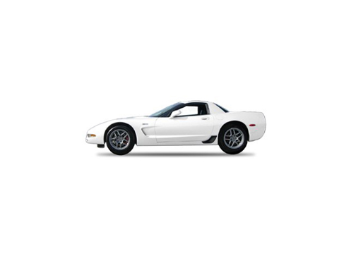 Slide 1 of 8: 2003 Chevrolet Corvette